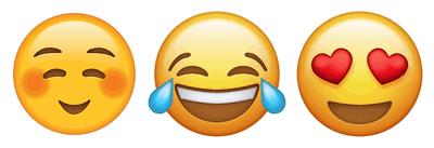 Emoji иконка смайлов