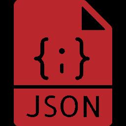 Иконка JSON