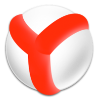 Иконка Яндекс браузер