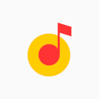Иконка Яндекс музыка