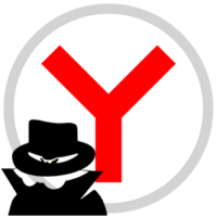 Иконка анонимайзер для Яндекс Браузера