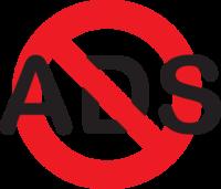 Иконка блокировки рекламы