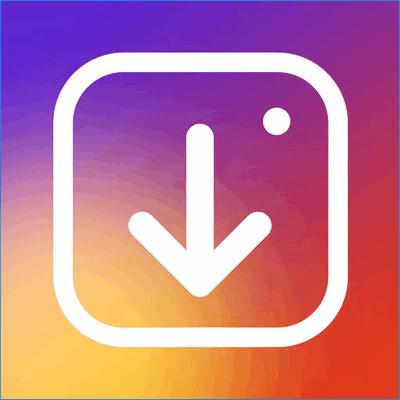 Логотип Инстасейвер