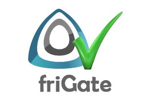 friGate логотип