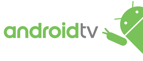 Логотип Android TV