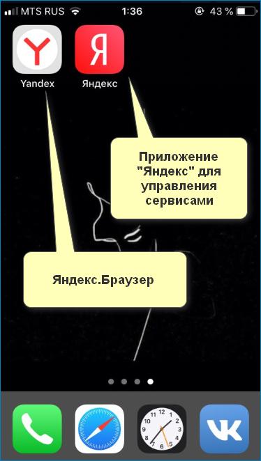 Яндекс и Яндекс Браузер