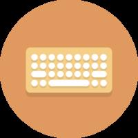 Иконка клавиатура