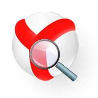 Масштабирование в Яндекс браузере